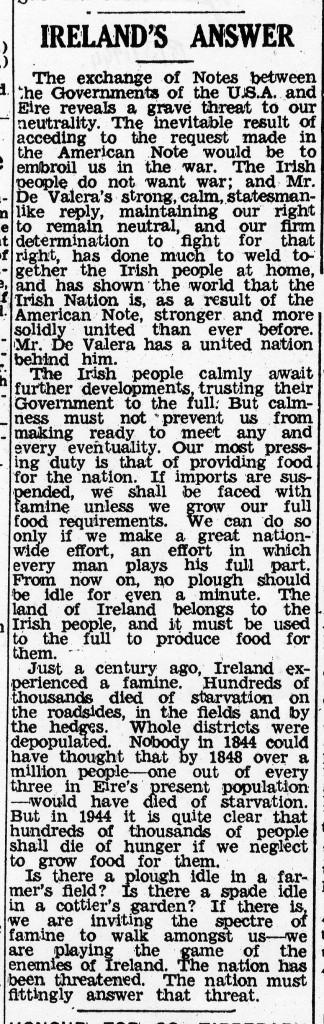 Nenagh Guardian 18-3-1944