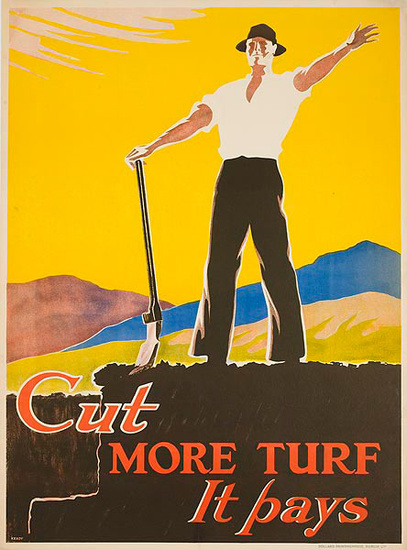"1944 – ""There Is Nothing More Important Than Cutting Turf"""