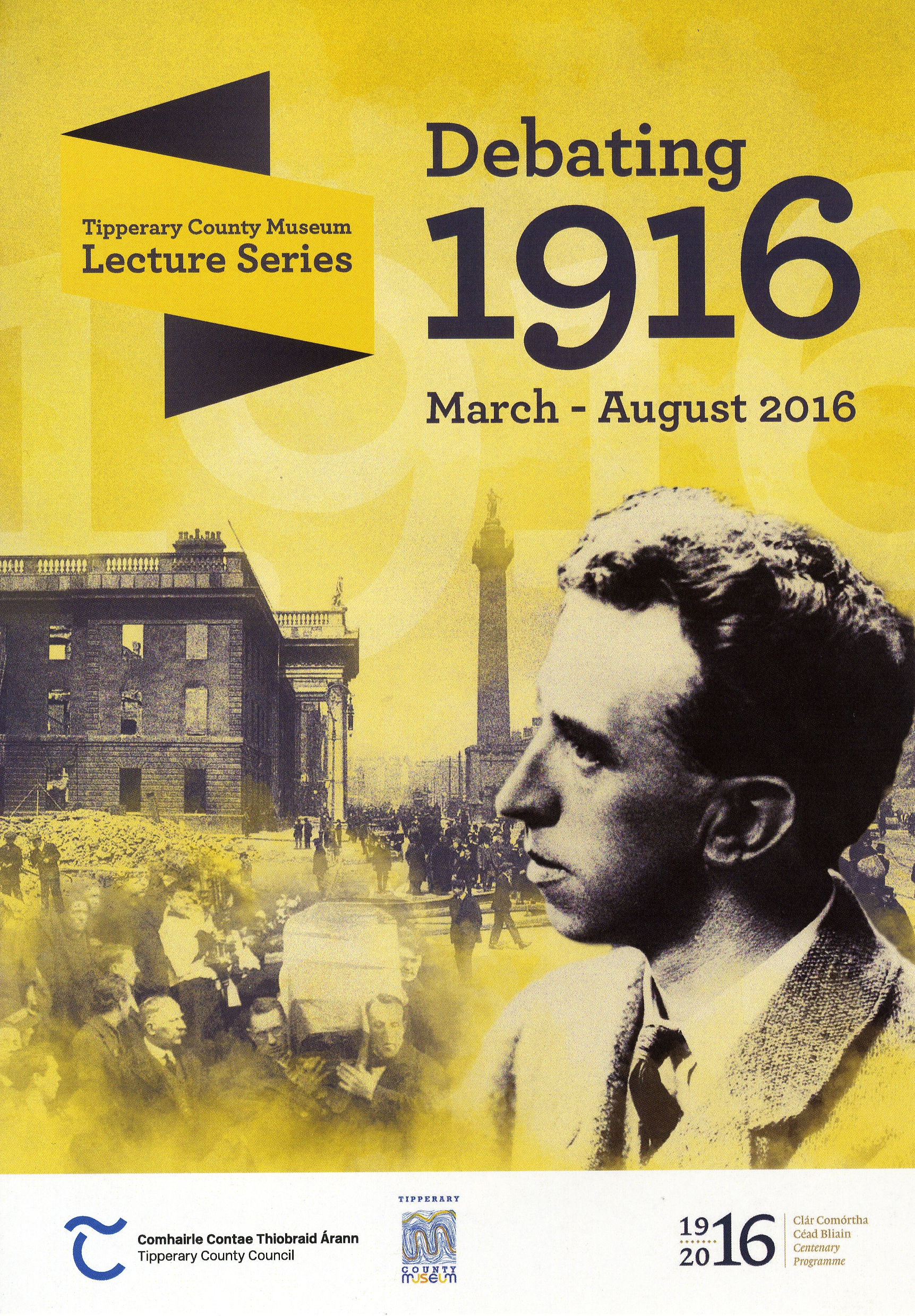 Debating 1916 – Tipperary County Museum Lecture Series