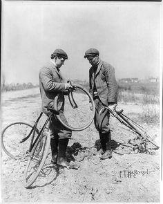 Bicycle Crash