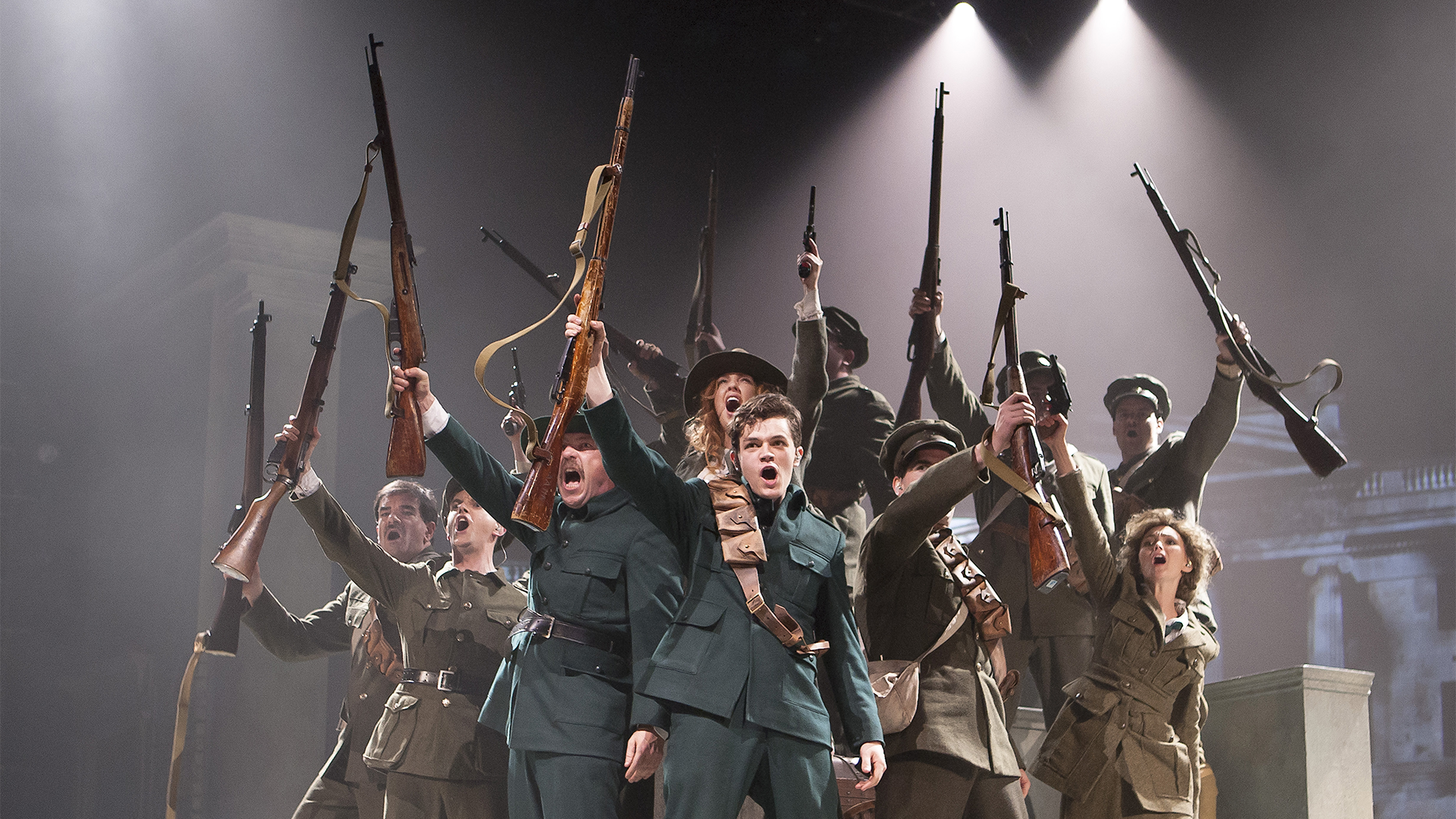 Staging The Easter Rising: 1916 As Theatre, 23 Aug @7.30