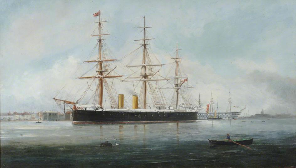 1881 – Clonmel Sailor's Heroic Last Act
