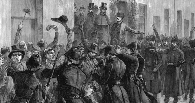 """1881 – """"Five Hundred Shillelaghs Were Ready"""" At Thurles In 1881"""