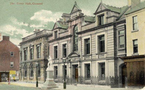 1881 – Clonmel Town Hall Overhaul