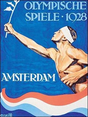 Amsterdam 1928 Poster