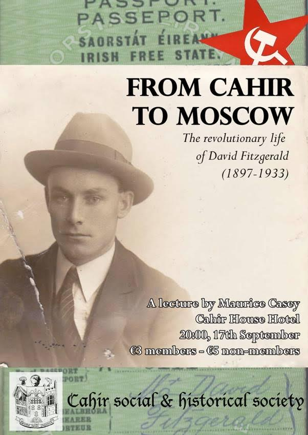Cahir to Moscow
