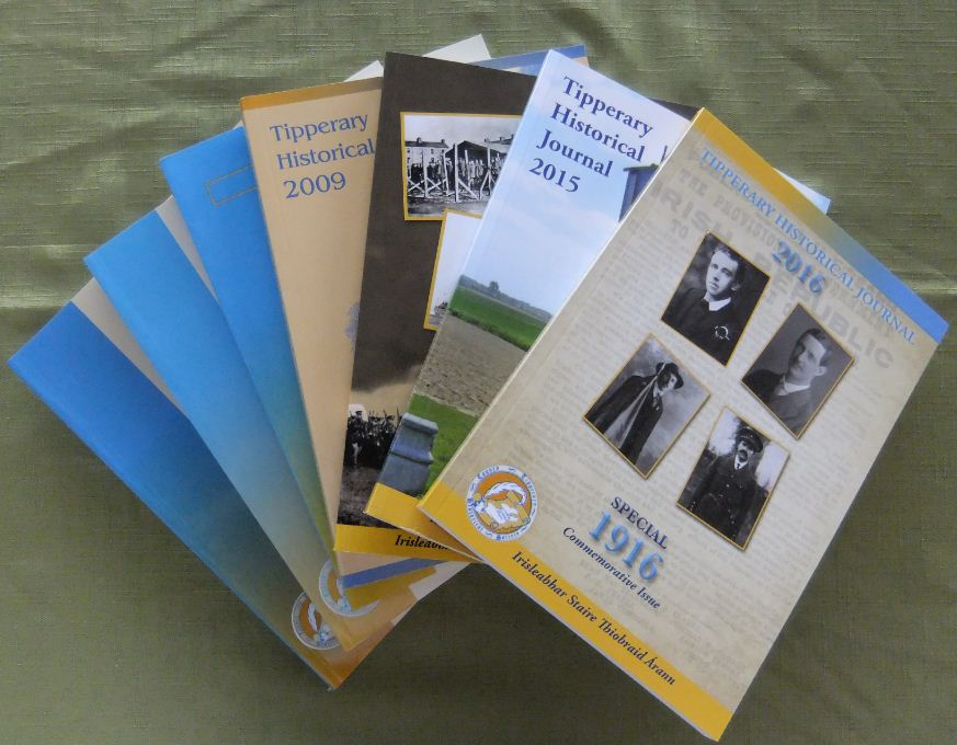 Special Offer – Tipperary Historical Journal Back-issues