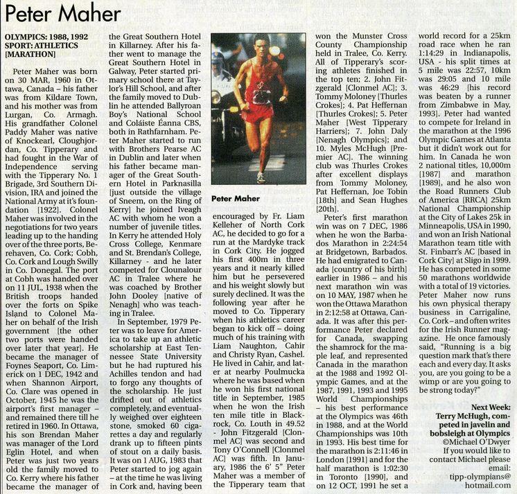 Peter Maher Star