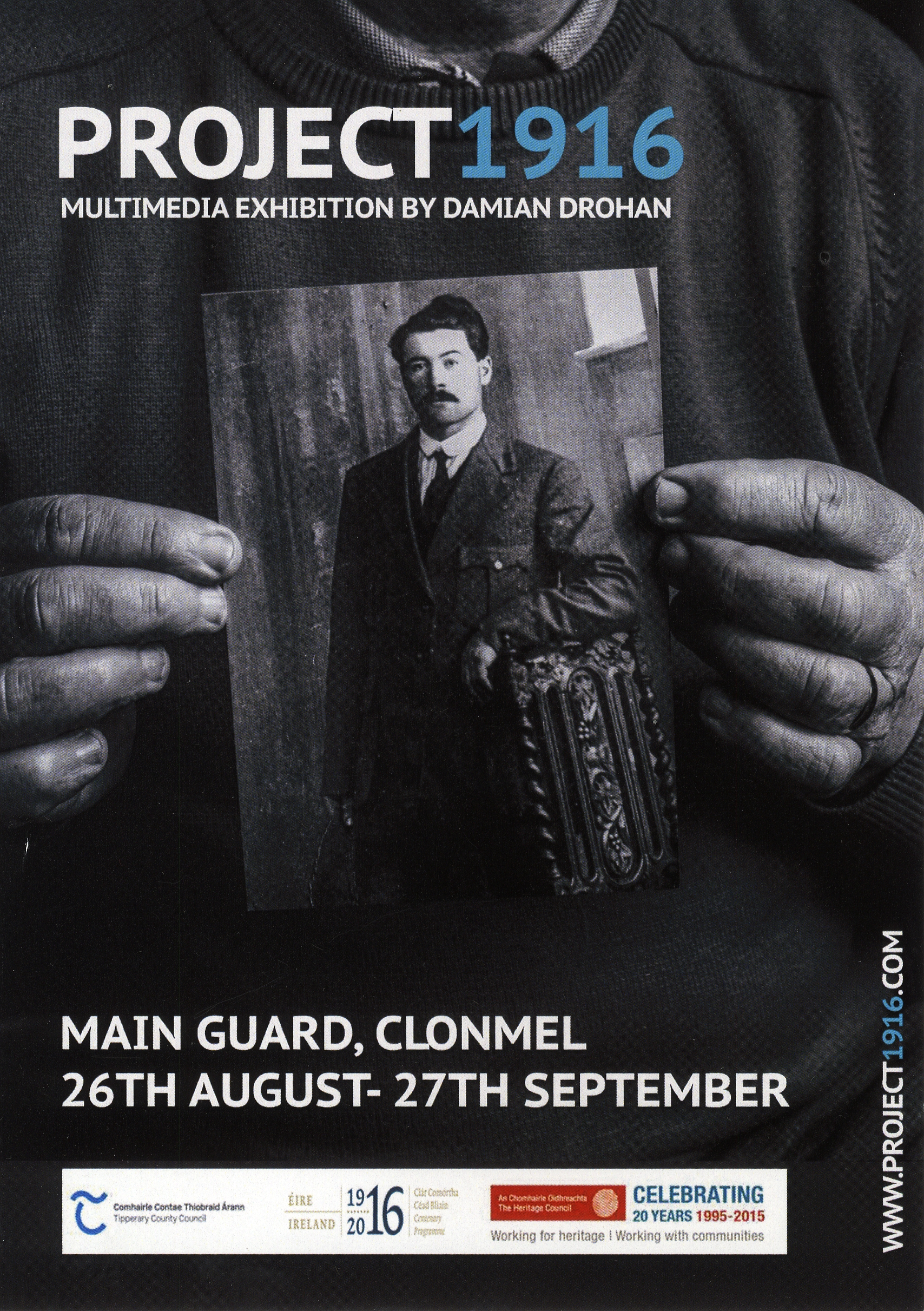 Project 1916 Multimedia Exhibition – Damian Drohan