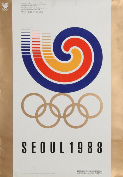 Seoul-1988-poster-1
