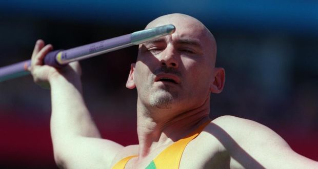 Tipperary's Olympians – Terry McHugh, 1988 – 2000