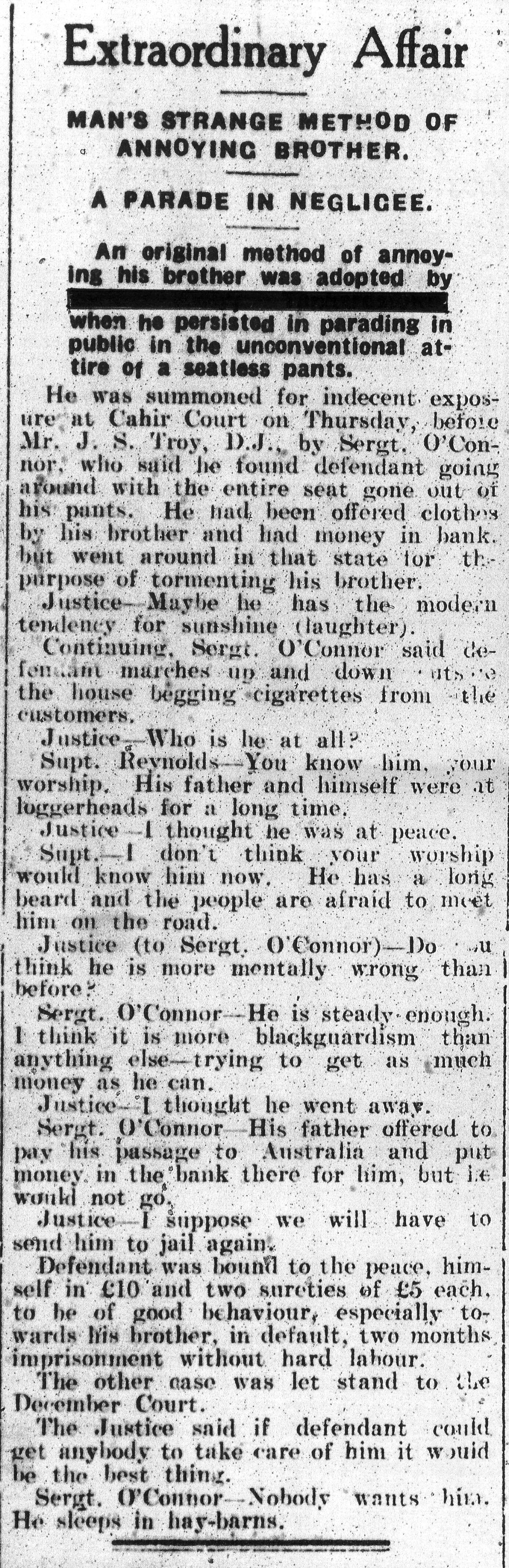 chronicle-21-10-1933-idecent-exposure