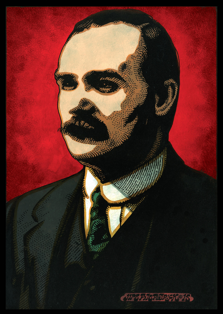 James Connolly Lecture, Fethard Hist. Soc., 13 Oct.