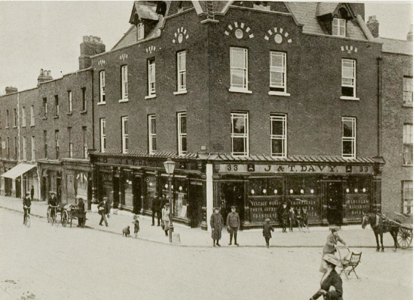 Lecture: The Easter Rising & Alcohol, McAuley Centre, 20 Oct