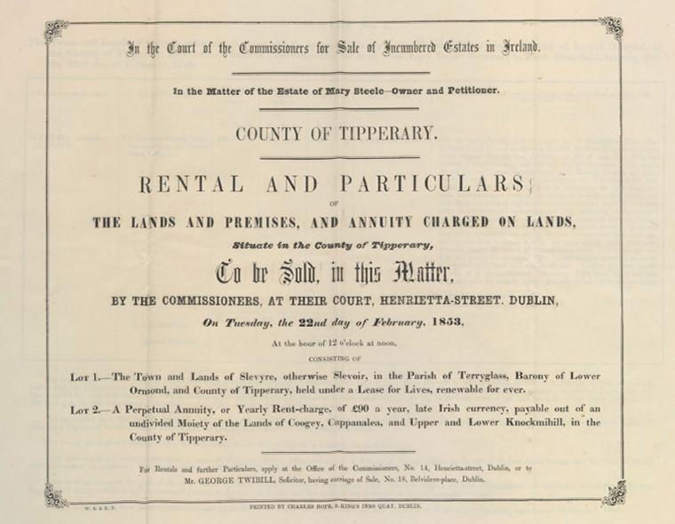 Steele Rental 1853