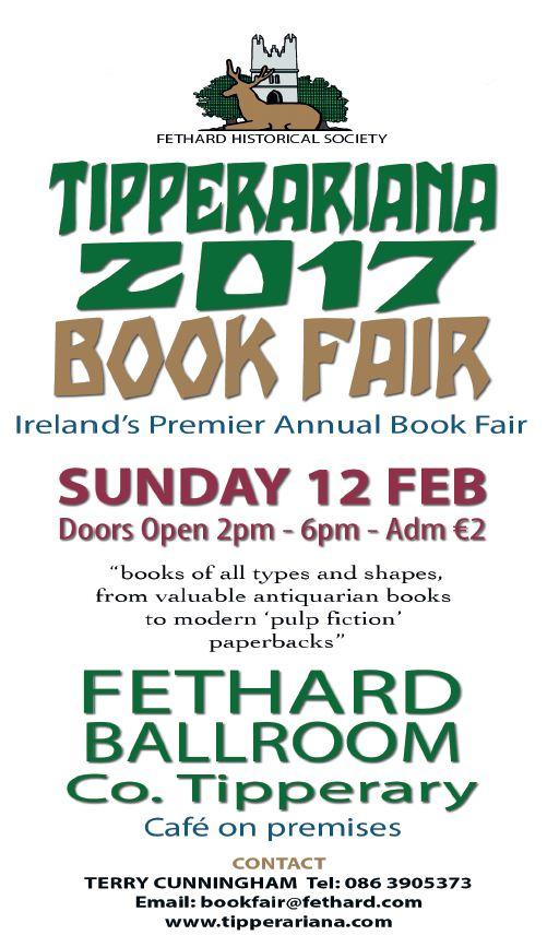 2017 Fethard Book Fair