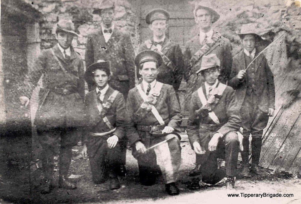 21 March: Des Marnane, 'South Tipperary Volunteers, 1913-1921'