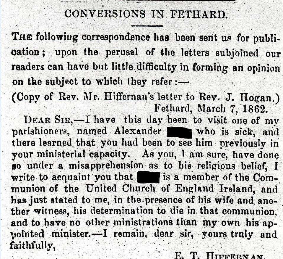 TFP 11 Mar 1862a Conversion