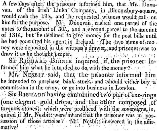 FJ3 11 Apr 1825 Robbery