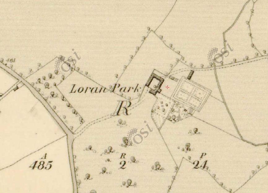 Loran Park inside