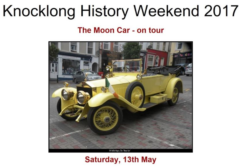 Knocklong History Weekend, Fri 12- Sun 14 May