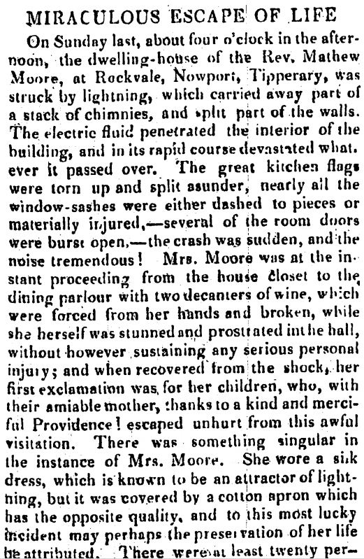 Kerry Evening Post 7 May 1831a