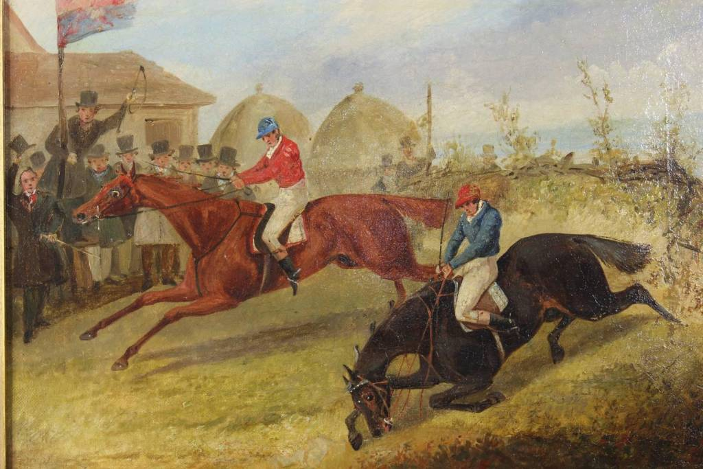 1845 – The Incredible Deeds Of Two Clonmel Steeds
