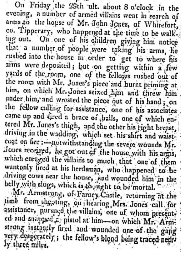 Freeman's Journal, 6 Jul 1810