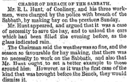 Nenagh Guardian 20 July 1864