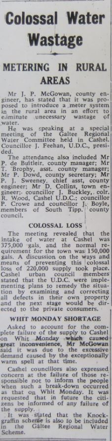 Tipperary Star 2 July 1966