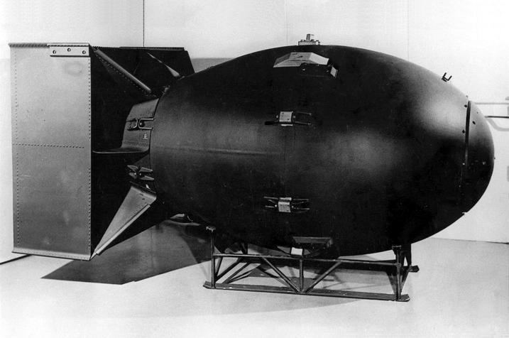 bomb inside