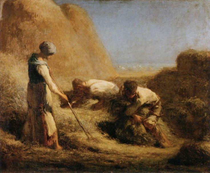 1864 – No Saving Hay On The Sabbath Day