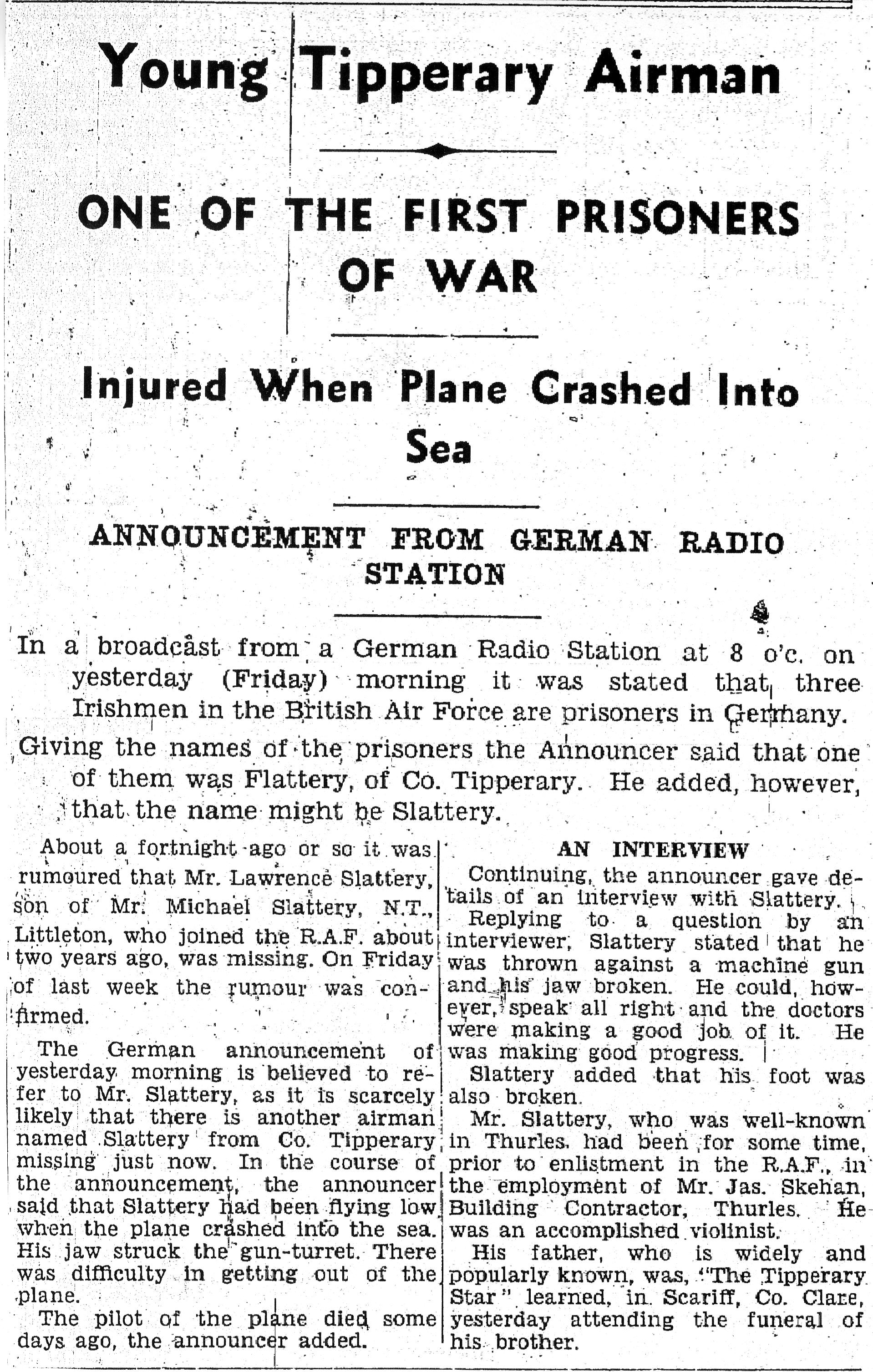 TS 16 Sept 1939
