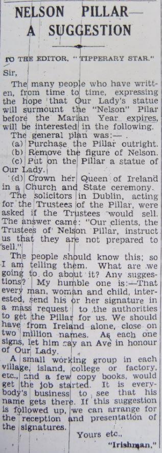 Tipperary Star 23 Oct 1954