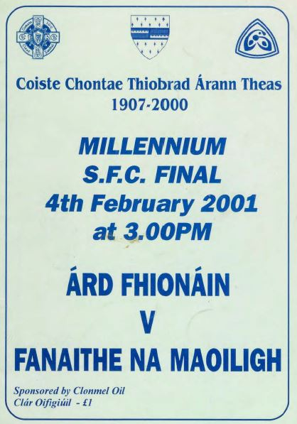 2000 South Tipperary Senior Football Final