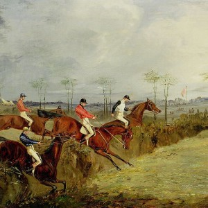 "20 March – Dr. Pat Bracken, ""Horse Racing In Co. Tipperary, 1840-1880"""