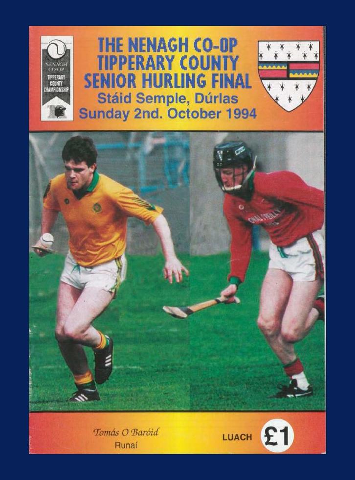 Hurling 1994