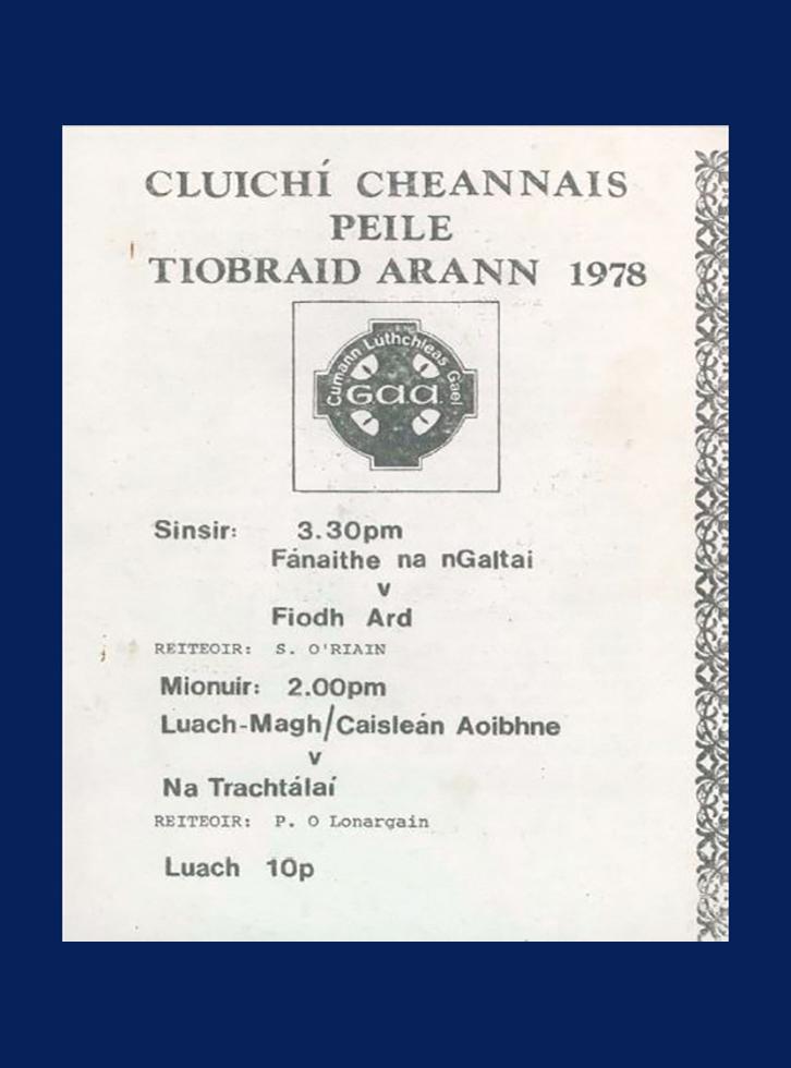 1978 Co Football Final