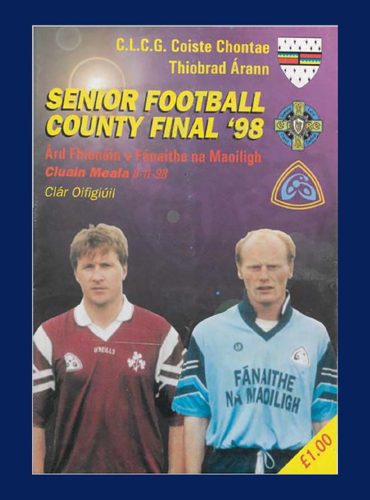 1998 Co Football Final