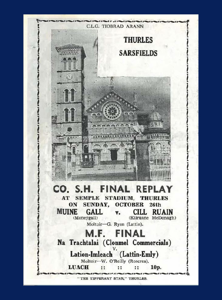 1975 County Hurling Final Replay