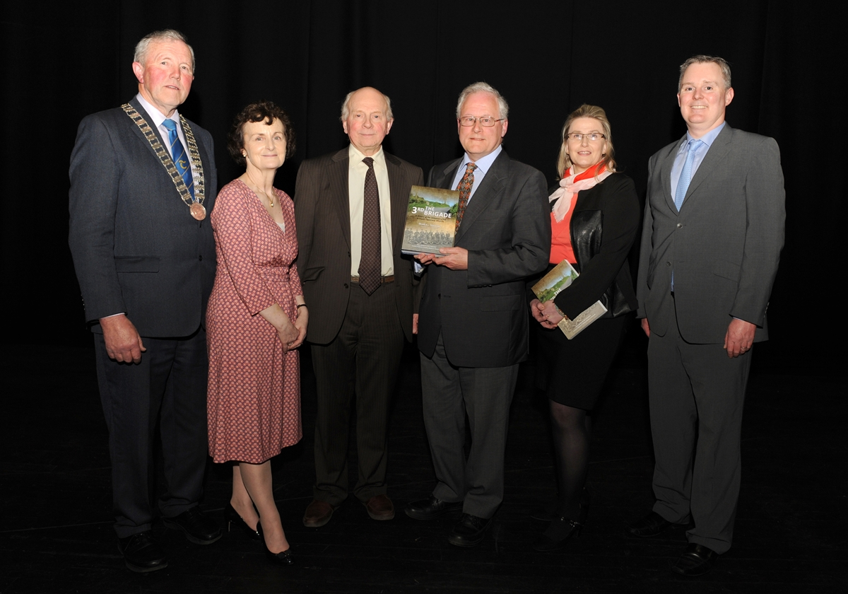 Launch Of 'The 3rd Brigade: A History Of The Volunteers/IRA In South Tipperary 1913- 1921'
