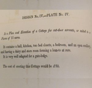 cottage description and cost