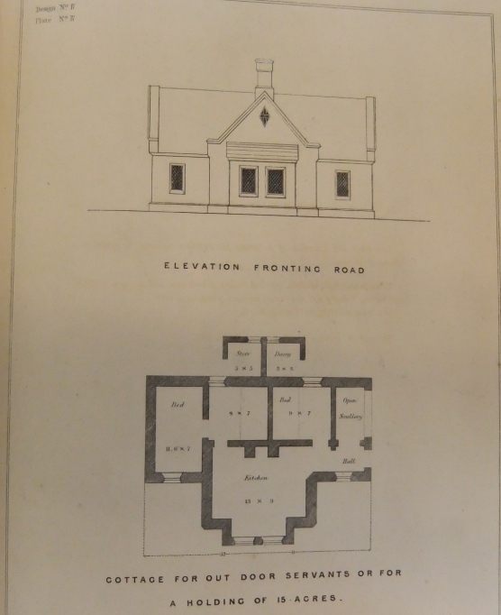 1841 House Plans Book