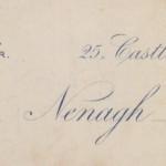 1897 GC Charles M Carroll