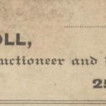 1905 GC Charles M Carroll