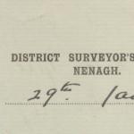 1909 GC R P Gill