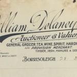 1913 GC William Delaney Borrisoleigh