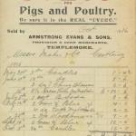 1916 GC Armstron Evans & Co A