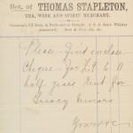 1916 GC Thomas Stapleton Thurles