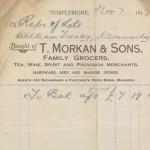1917 GC T Morkan Templemore